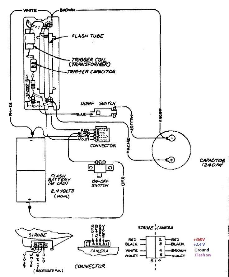 Общая схема соединений и