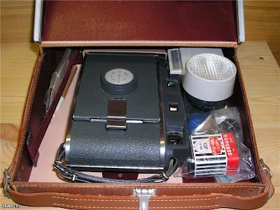 Polaroid Land Camera 160 case