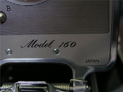 Polaroid Land Camera 160 mark