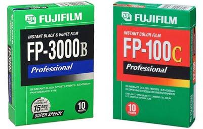 Fujifilm FP-100C & FP-3000B