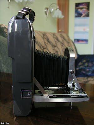 Polaroid Land Camera 160 r